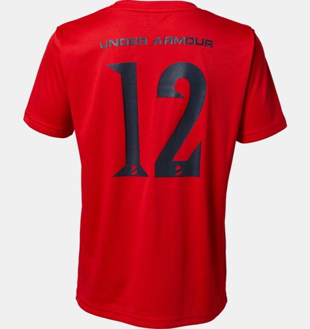 UA IWAKI FC Y Tee Uniform
