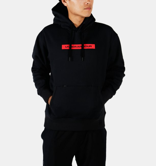 Mens UA DNA Storm Graphic Hoodie