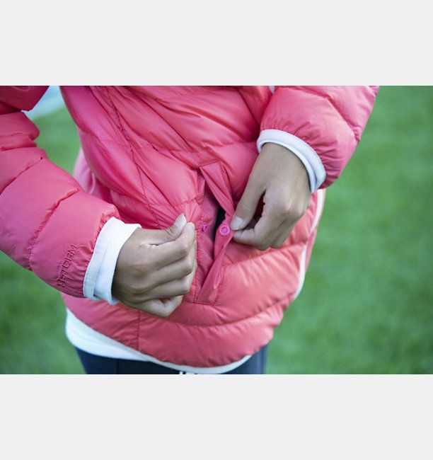 Girls UA Lightweight Down Jacket