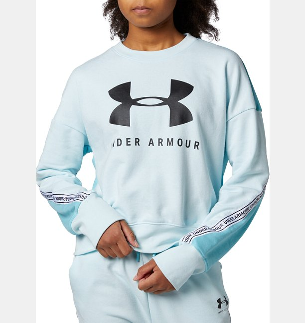 Girls' UA Rival Terry Crew
