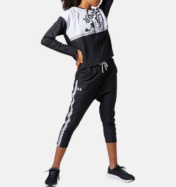 Girls UA Infinity Branded Pants