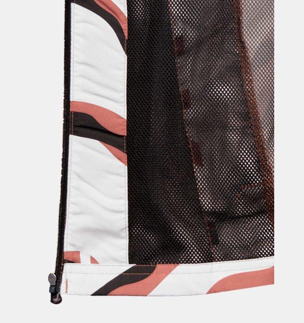 UAスポーツスタイル ウィンド プリント ジャケット(トレーニング/MEN)