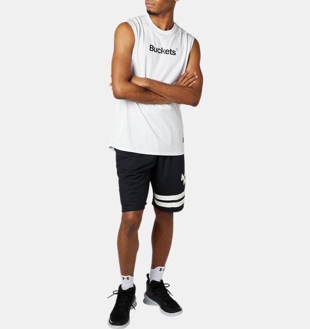 UAベースライン テック スリーブレス(バスケットボール/MEN)