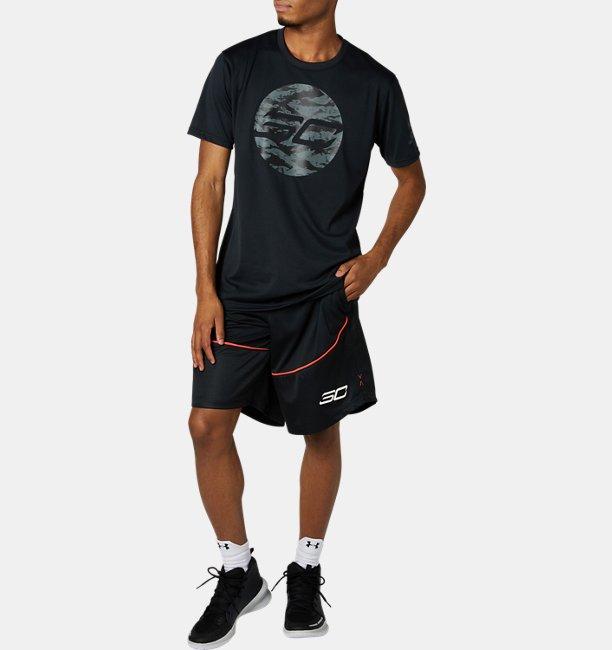 UA SC30 テック Tシャツ(バスケットボール/MEN)