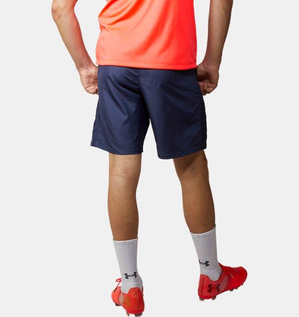 UAフットボール ウーブンショーツ(サッカー/MEN)