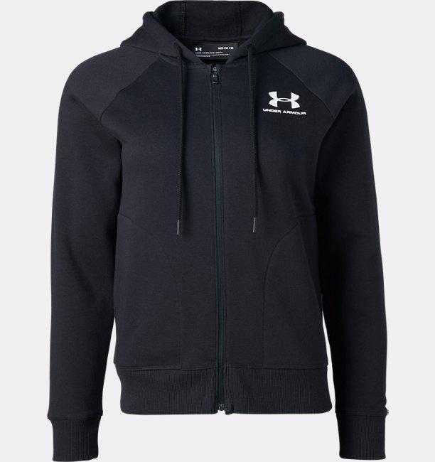 UAスポーツスタイル フリース(トレーニング/パーカー/WOMEN)