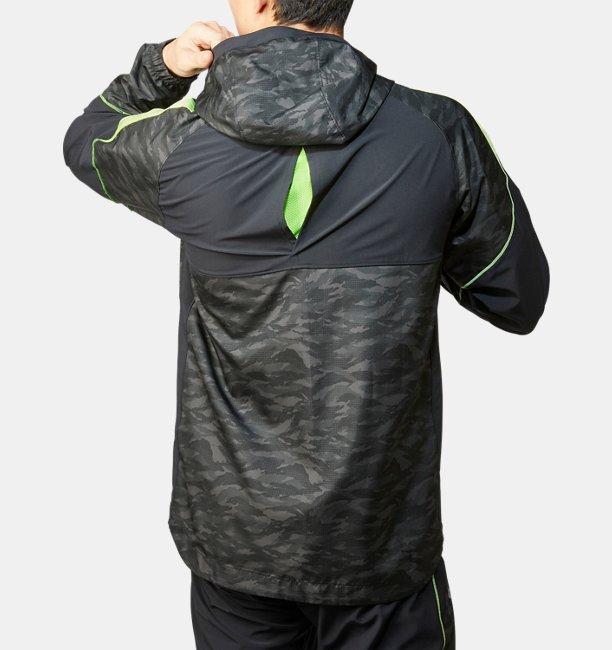 UA Yard Stretch Woven Full Zip Jacket