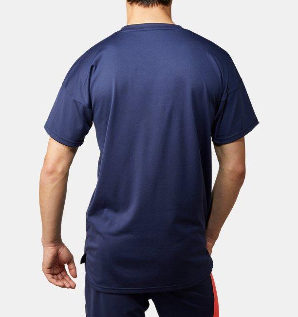 UAテック ショートスリーブ ビッグロゴ シャツ(ベースボール/MEN)