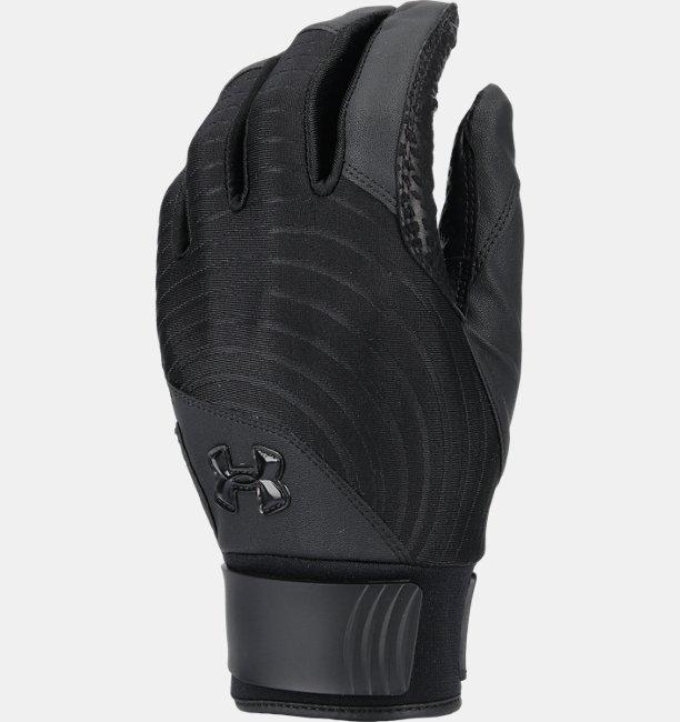 UA Undeniable Stealth Batting Glove