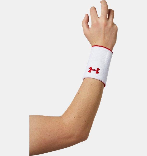 UA Baseball Reversible Wristband