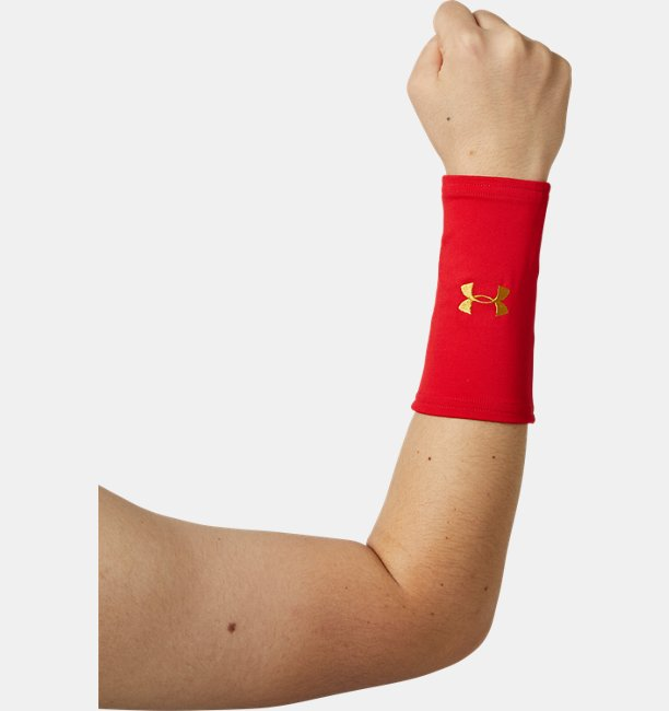 UA Mobility Graphic Wristband Long