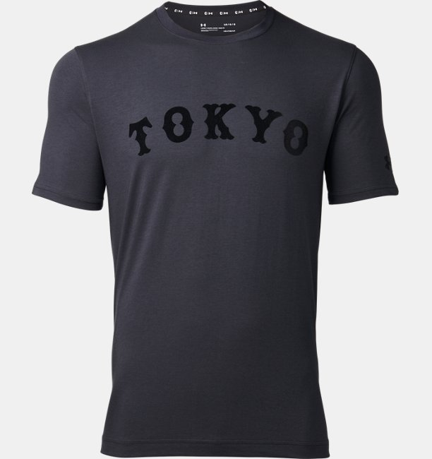 UA読売ジャイアンツ チャージドコットンTシャツ <TOKYO>フロッキー(ベースボール/Tシャツ/MEN)