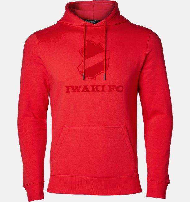 UA IWAKI FC Fleece Hoodie