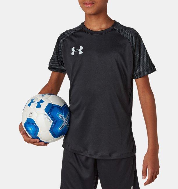 UAフットボール プラクティスシャツ(サッカー/BOYS)