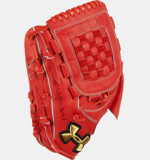 UA UNDENIABLE HB Pitcher Glove B (L)