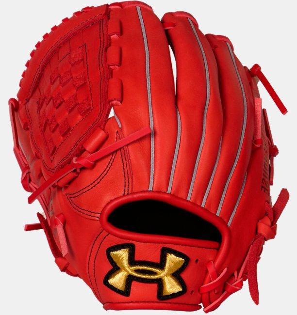 UA I WILL 軟式野球 オールラウンダー用 グラブ <左投げ>(ベースボール/BOYS)