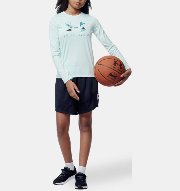 UA バスケットボール ショーツ(バスケットボール/GIRLS)