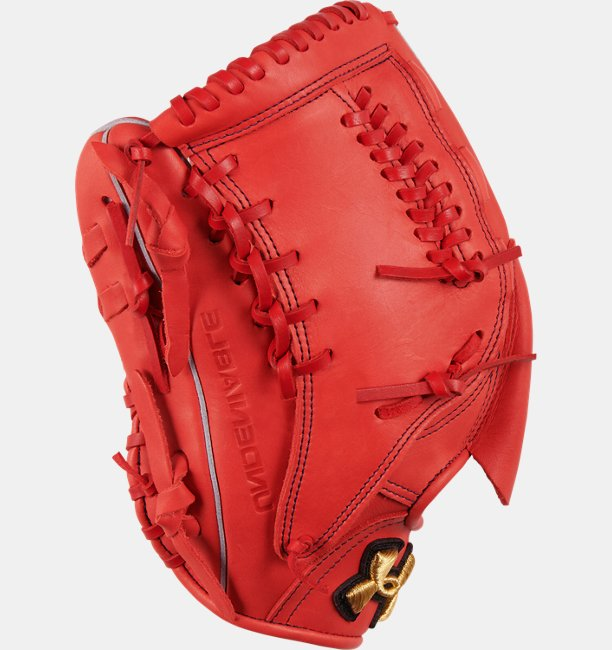UA UNDENIABLE RB Pitcher Glove (L)