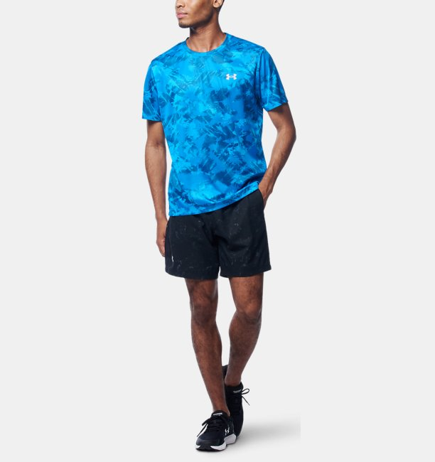 UA SPEED STRIDE M PRINTED SS