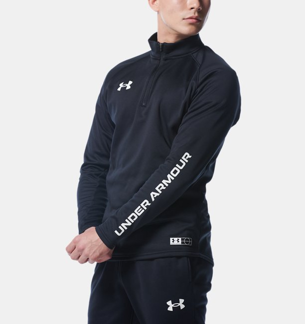 UA Football Fleece Top