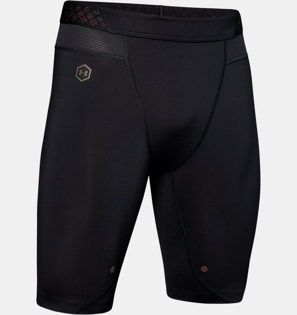 UA HG Rush Comp Shorts