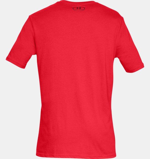 *UAスポーツスタイル ロゴ ショートスリーブ(トレーニング/MEN)