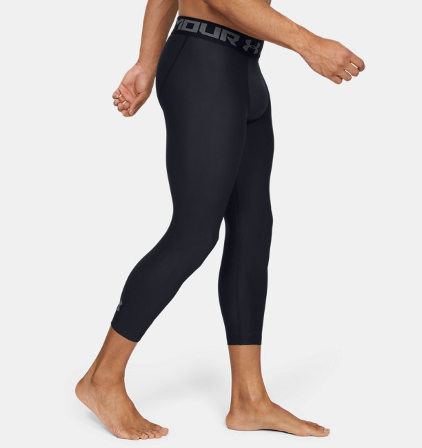 UA HG ARMOUR 2.0 3/4 LEGGING