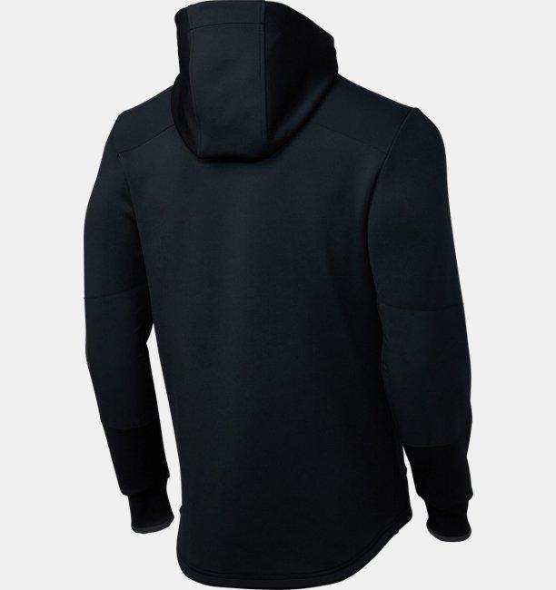 UAハイブリッド ニットジャケット(トレーニング/MEN)