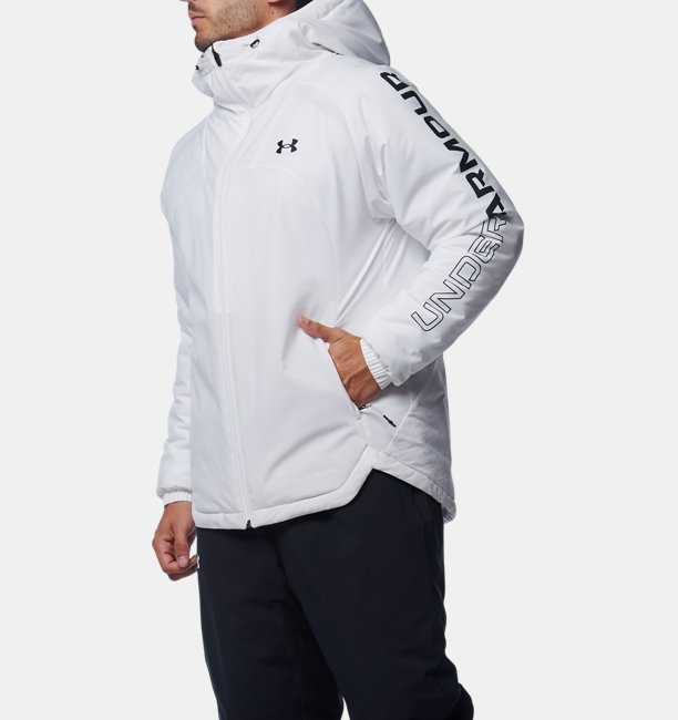 UAインサレート ジャケット(トレーニング/MEN)