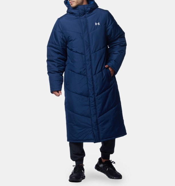 UA BIG LOGO LONG COAT