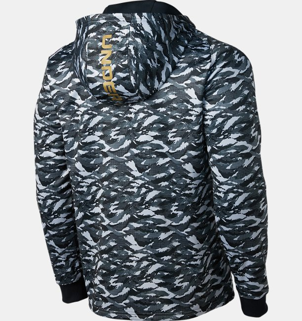UA Baseball Novelty Fleece Hoodie