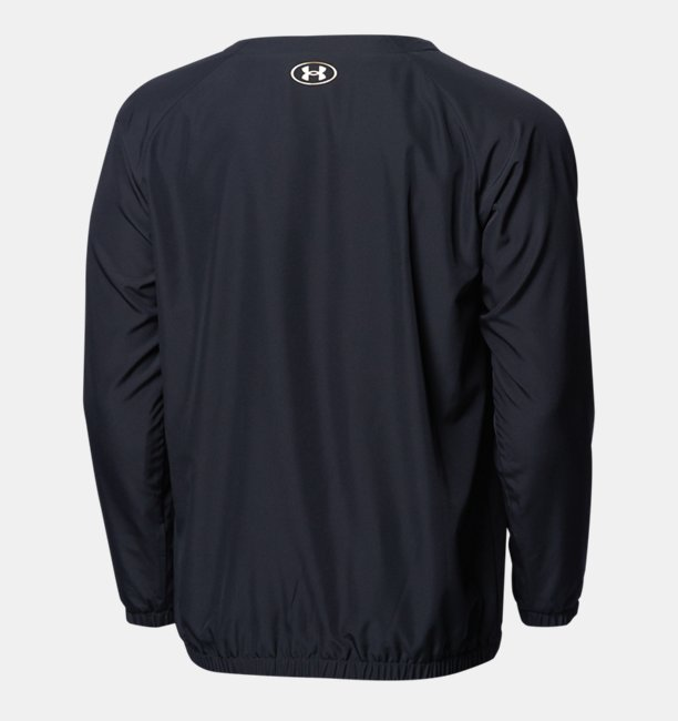 UAベースボール Vネック メッシュ ジャケット(ベースボール/MEN)