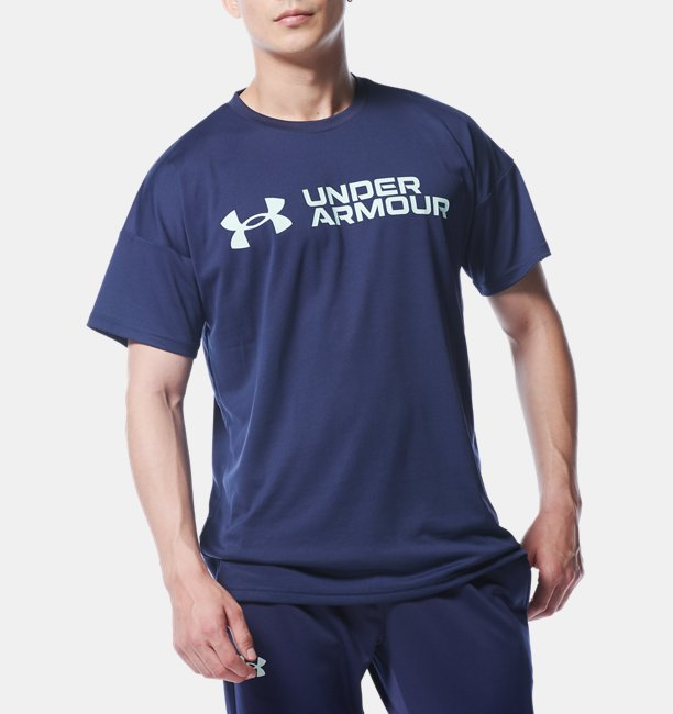 UAテック メッシュ バック Tシャツ(ベースボール/MEN)