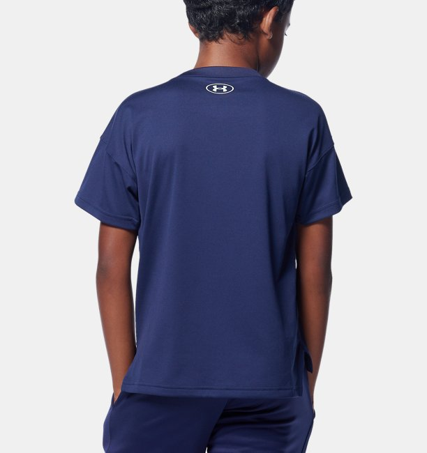 UAテック ユース ワード グラフィック Tシャツ(ベースボール/BOYS)