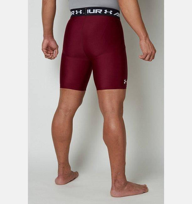 UAヒートギアアーマー ショーツ(アメリカンフットボール/MEN)