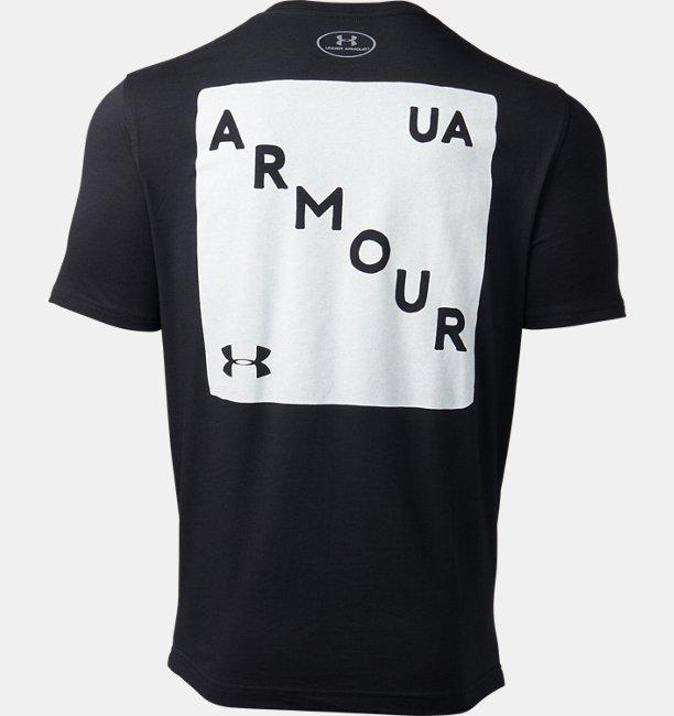 UAオリジナル バックプリント Tシャツ(MEN)