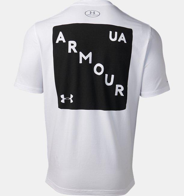 UAオリジナル バックプリント Tシャツ(ライフスタイル/Tシャツ/MEN)