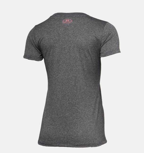 UAテック ワードマーク グラフィック Tシャツ(トレーニング/WOMEN)