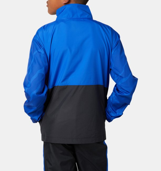 UA Mesh Lined Full Zip Jacket