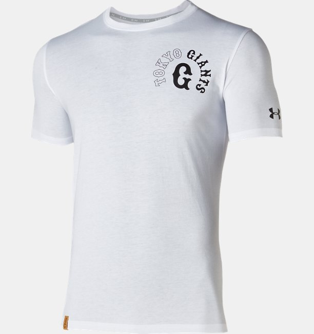 UAジャイアンツ テキスト Tシャツ<GLOBAL>(ベースボール/MEN)
