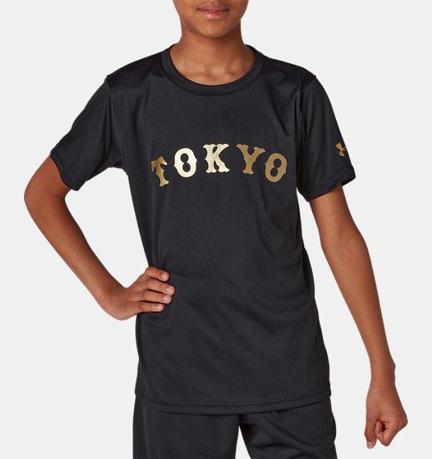 UAジャイアンツ ユース Tシャツ<TOKYO>(ベースボール/BOYS)