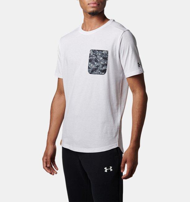 UAジャイアンツ カモ ポケット Tシャツ(ベースボール/MEN)