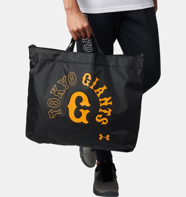 UA GIANTS SHOULDER TOTEBAG