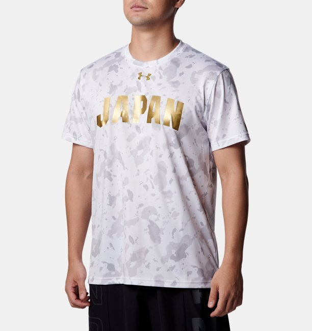UA JAPAN CAMO GRAPHIC TEE 20