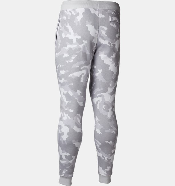 UA Rival Fleece Printed Jogger