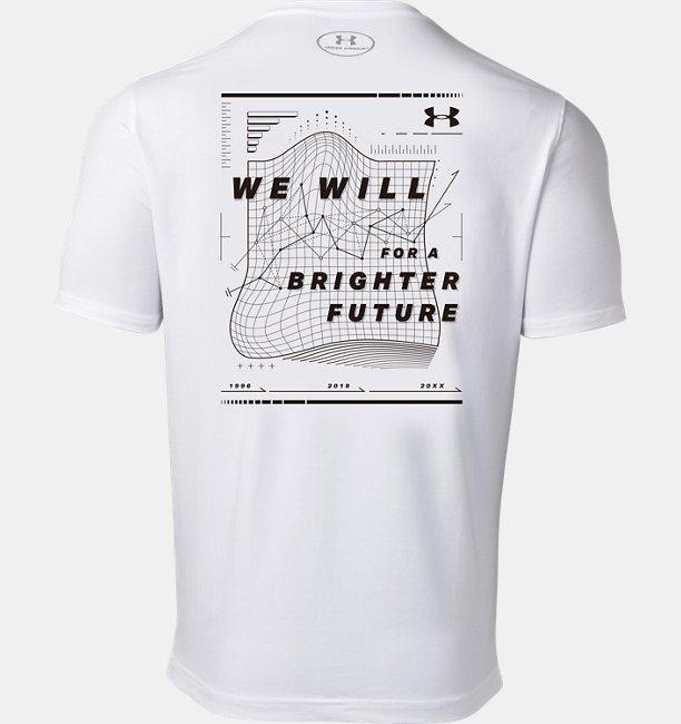 UAグラフィックショートスリーブ<WE WILL>(MEN)
