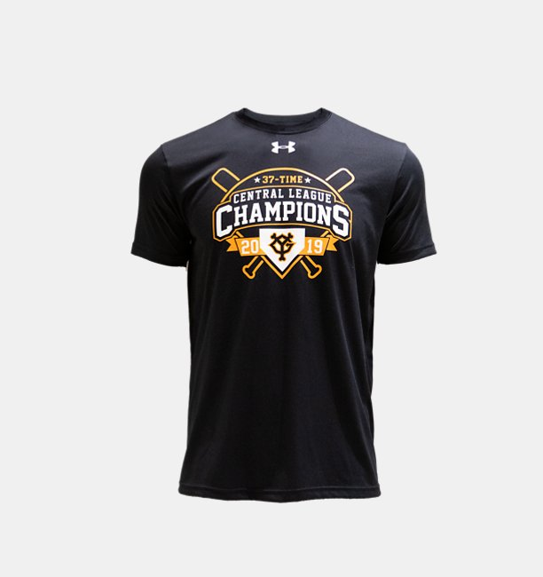 UAジャイアンツ セ・リーグ優勝記念Tシャツ 2019(MEN)