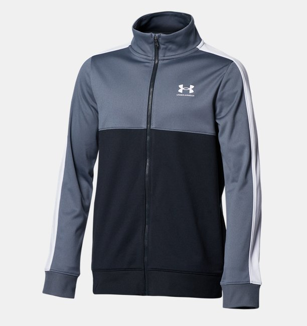 Boys UA CB Knit Track Suit
