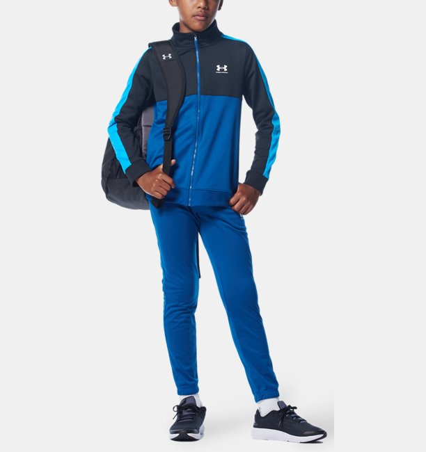 Boys UA CB Knit Track Suit