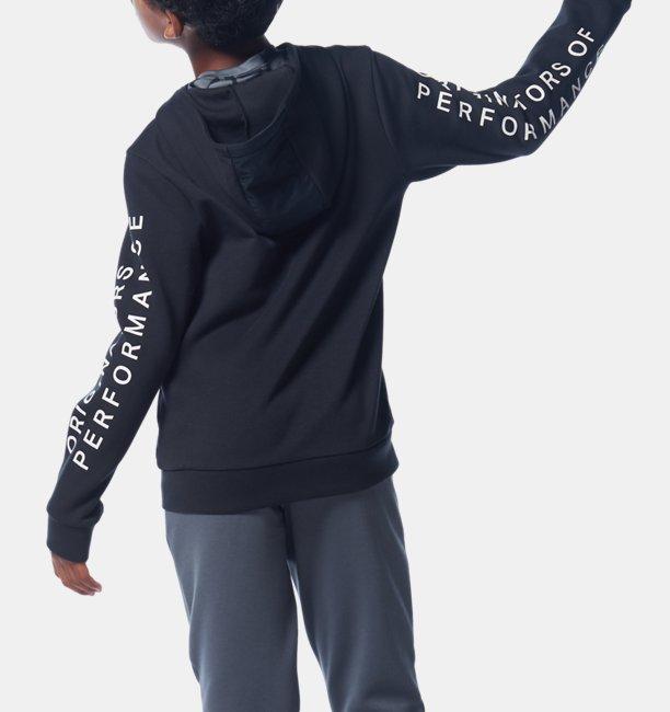 Boys UA Summit Knit Full Zip